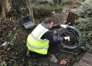 CCTV Drain Surveys London